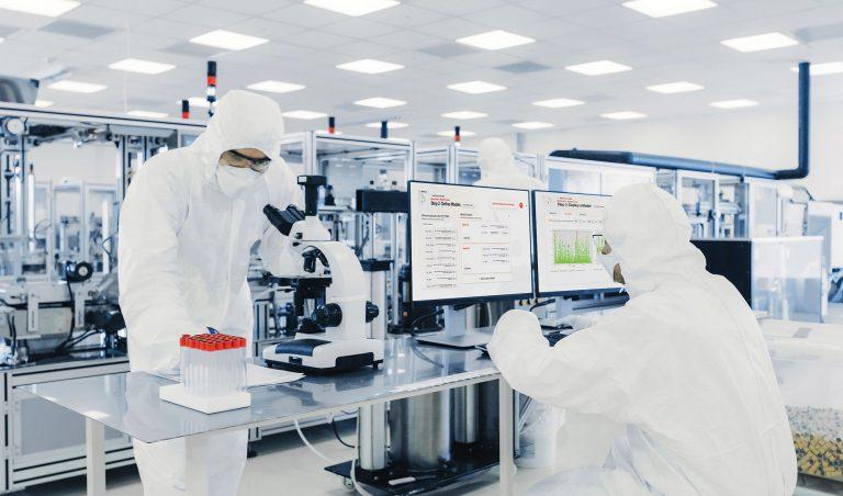 Transformación digital quimico-medicinal